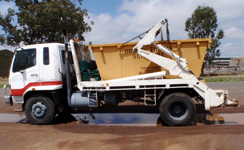Skip hire and service