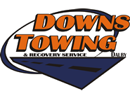 Downs Towing & Recovery Service Dalby Logo